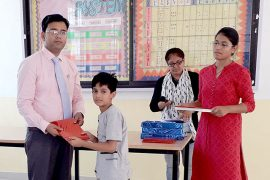 Prize distribution (2)